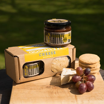 Manfood Cheese Essentials Gift Box
