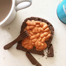 Chocolate Beans On Toast