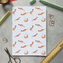 Shrimp A5 Notebook