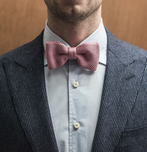 Knitted Bow Tie Club Monthly Subscription - 40th birthday gifts