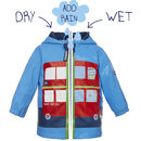 Child's Colour Changing Bus Jacket
