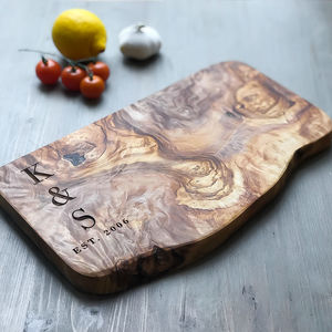 Personalised Engraved Natural Board