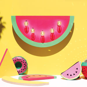 Watermelon Wall Lamp - wall lights