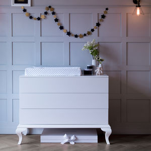 Moderno Dresser - children's room