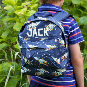 Personalised Children's Backpack - backpacks