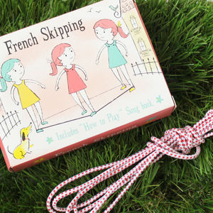 French Skipping Boxed Set