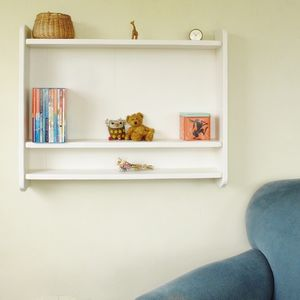 Children's Handcrafted Bookcase Shelving Unit