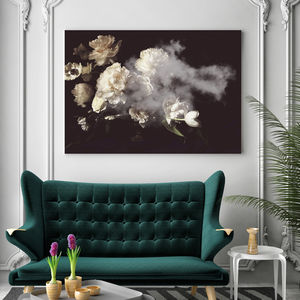 Flower Cloud, Canvas Art - canvas prints & art