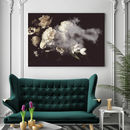 Flower Cloud, Canvas Art