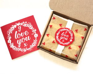 'I Love You' Cake Card - shop by category
