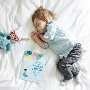 Personalised Children's Story Book - gifts for babies