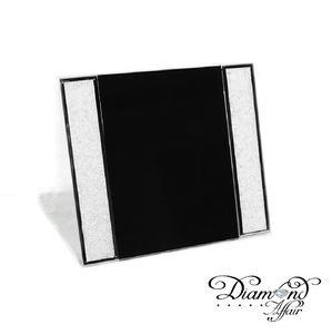 Large Photo Frame Filled With Swarovski Crystals - picture frames