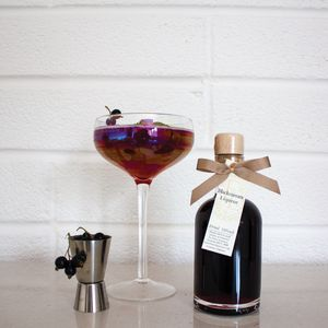 Blackcurrant Liqueur Gift Bottle