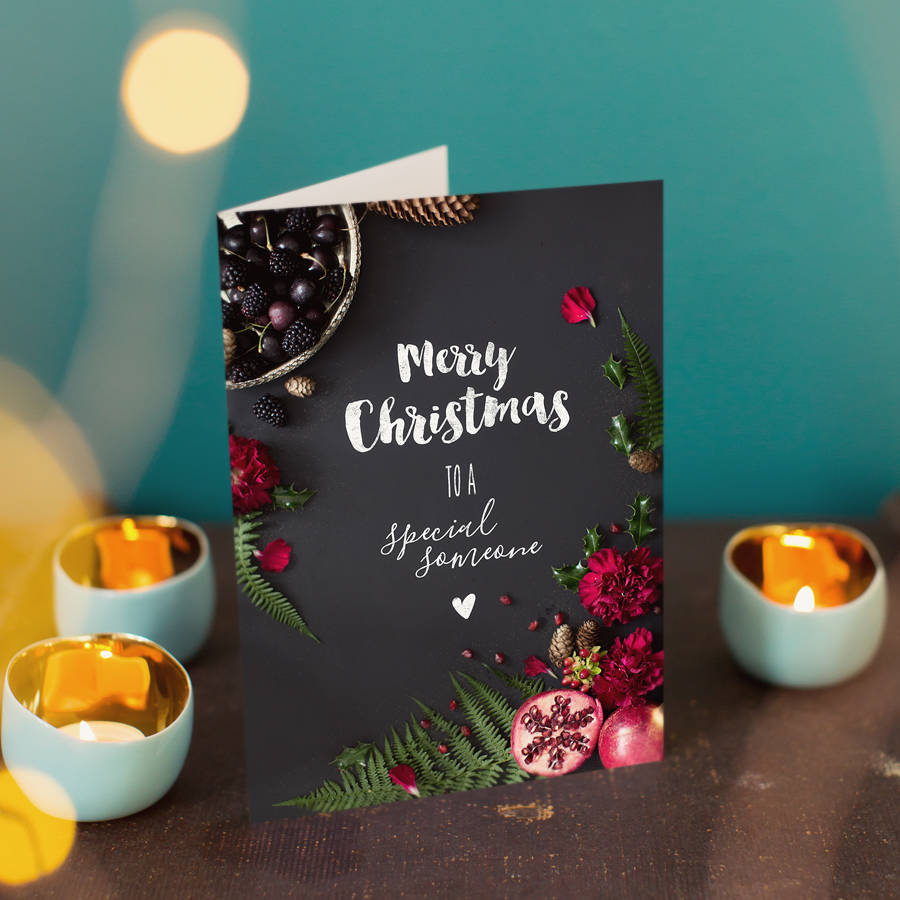 To a special someone christmas card by love lila photography to a special someone christmas card m4hsunfo Gallery