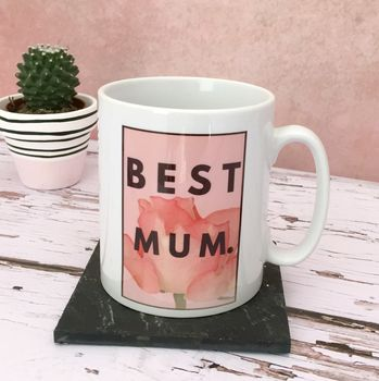 Mother's Day 'Best Mum' Mum Mug