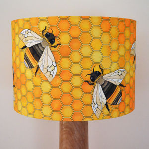 Bee Lampshade - lighting