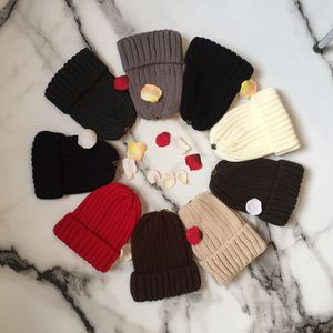 Create Your Own Beanie Hat With Removable Faux Fur Pom - hats