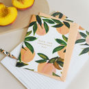 Have The Sweetest Day Peach Birthday Card A6