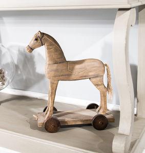 Kenton Decorative Wooden Horse