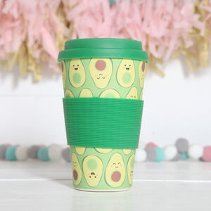 Avocado Travel Cup