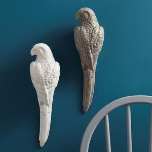 Parrot Wall Art - summer home