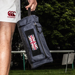 Customised Sports Boot Bag - whats new