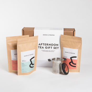 Afternoon Tea Gift Set