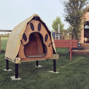 The Pet Pod - dog beds & houses
