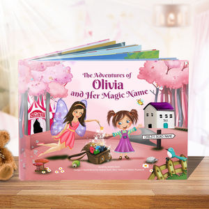 Personalised Keepsake Story Book For Children - baby & child sale
