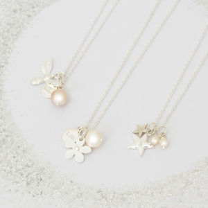 Create Your Own Amelie Personalised Necklace - women's jewellery
