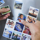 Personalised Tear And Share Photo Magnets