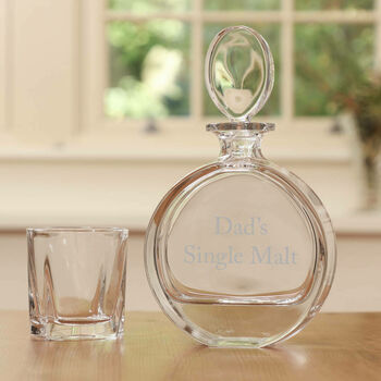 Dorchester Personalised Decanter