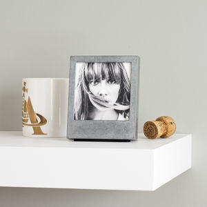 Polaroid Style Frame With Photo Printing - gifts for him