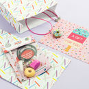 Donut Themed Jewellery Craft Mini Kit