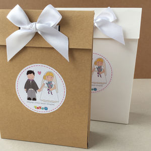 Child's Wedding Activity Bag - wedding favours