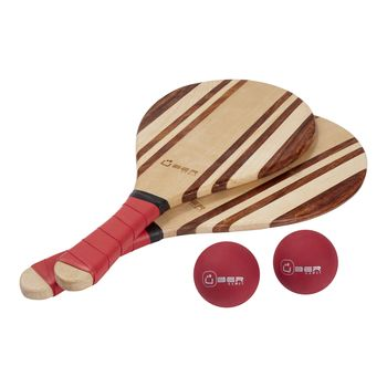 Premium Paddle Bat And Ball Set