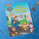 Paw Patrol: Adventures With Daddy Personalised Book
