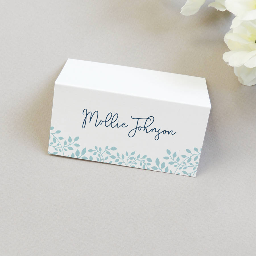 alice wedding name place cards by project pretty