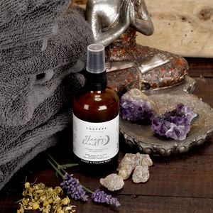 Lavender, Frankincense And Chamomile Sleepy Head Mist - home accessories
