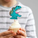 Letterbox Children's Dinosaur Baking Activity Kit