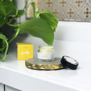 'Sherbet Lemon' Lemon Sugar Lip Scrub - skin care