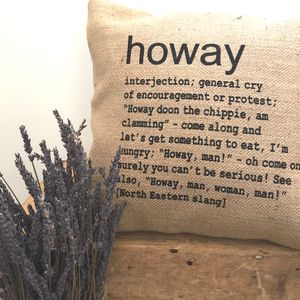 Howay Cushion