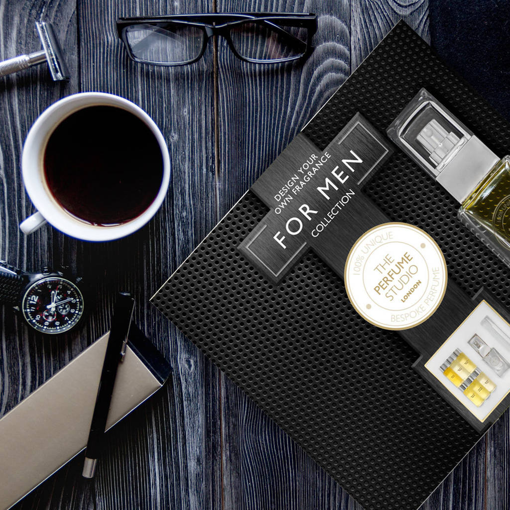 Design Your Own Fragrance For Men Collection By The Perfume Studio