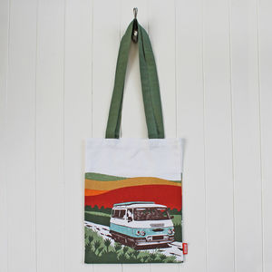 Sunshine Camper Book Bag - bags, purses & wallets
