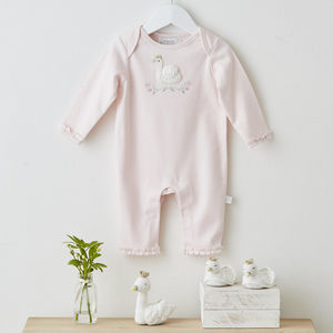 Swan Baby Gift Set - baby care