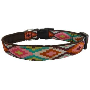 Dog Collar Southwestern