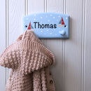 Childs Nautical Coat Hook