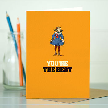 Friend 'Best Friend' Card