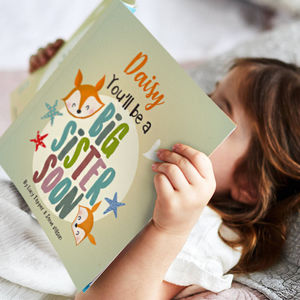You'll Soon Be The Biggest Personalised Book - under 5