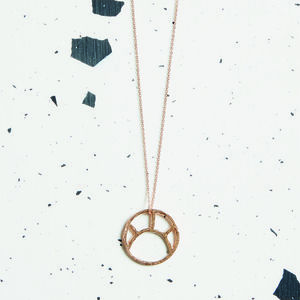 Soleil Pendant Necklace - necklaces & pendants